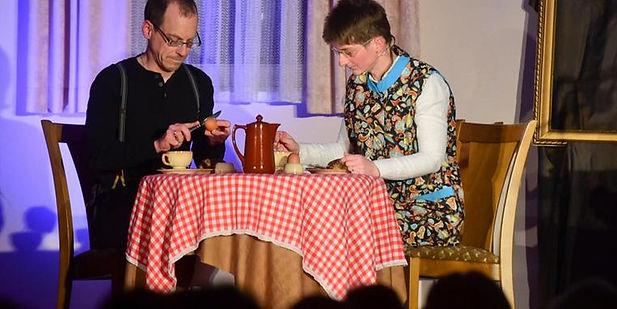 Theaterkreis Bortfeld auf Tournee in Sophiental