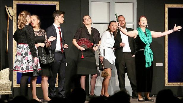 Bortfelder Theaterkreis-Jugend begeistert mit Premiere