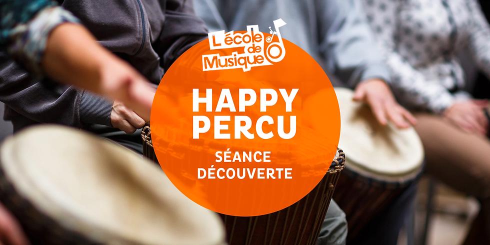 Happy Percu