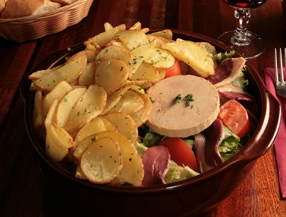 Salades Geantes