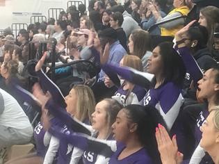 High School Cheerleading Tryouts