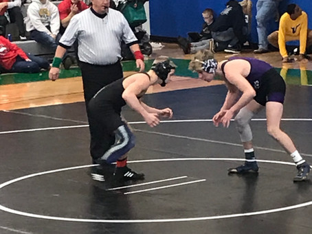Steele Seeded #1 in State