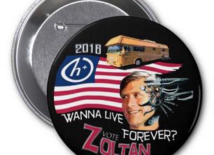 Vote Zoltan For President, 2016