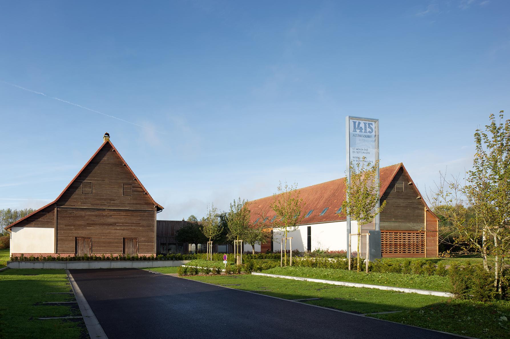 Centre Historique d'Azincourt