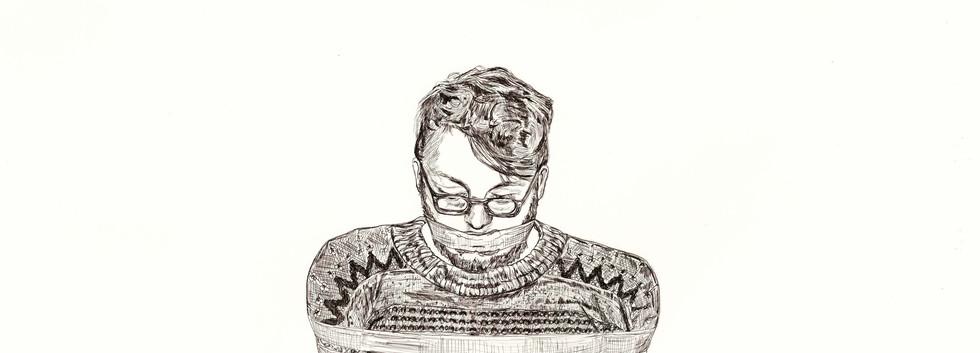 Fair Isle Jumper - Leanne Broadbent