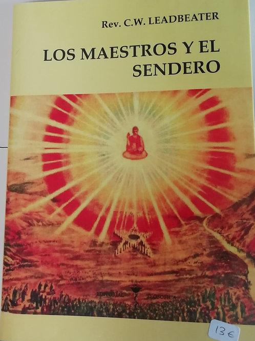 """Rev. C.W. Leadbeater, """"Los Maestros y El Sendero"""""""