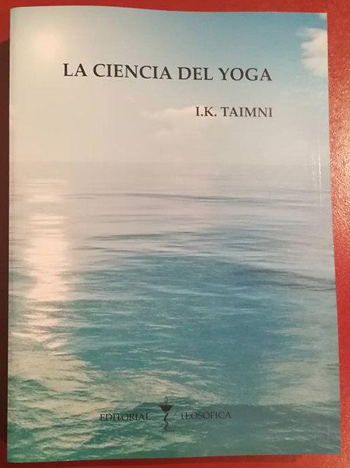 "I.K.Taimni ""Ciencia del Yoga"""