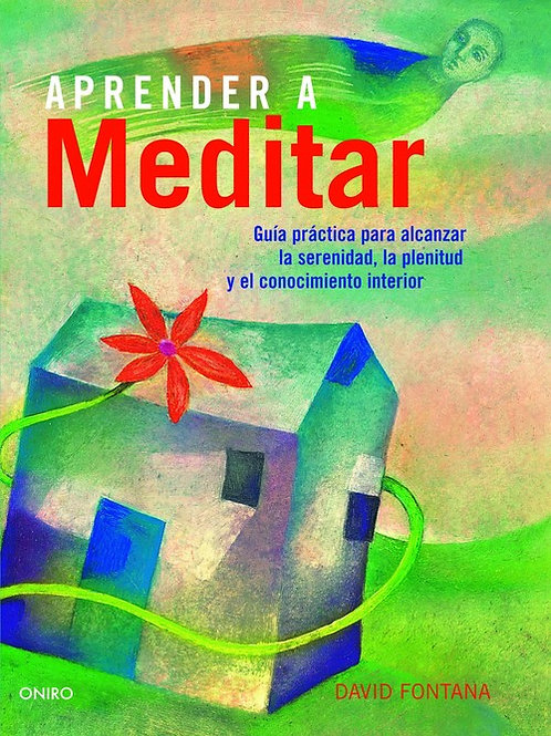 "David Fontana ""Aprender a meditar"""