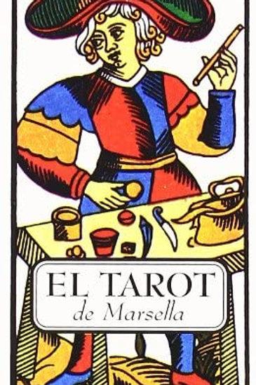 Grimaud. Cartas del Tarot de Marsella y manual explicativo