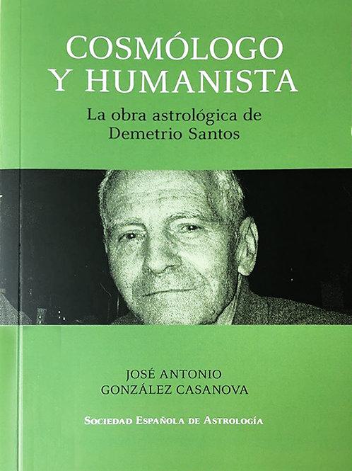 """José A. González """"La obra astrológica de Demetrio Santos"""""""