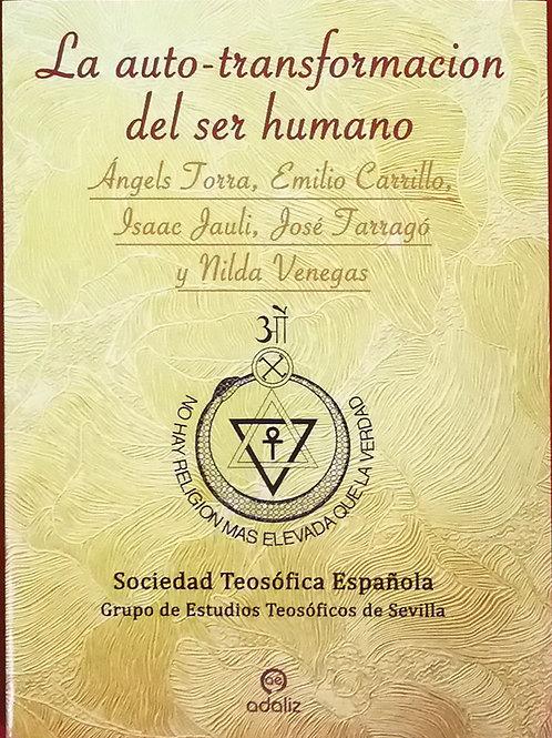 """Emilio Carrillo y miembros de la STE """"Autotransformación del ser humano"""""""