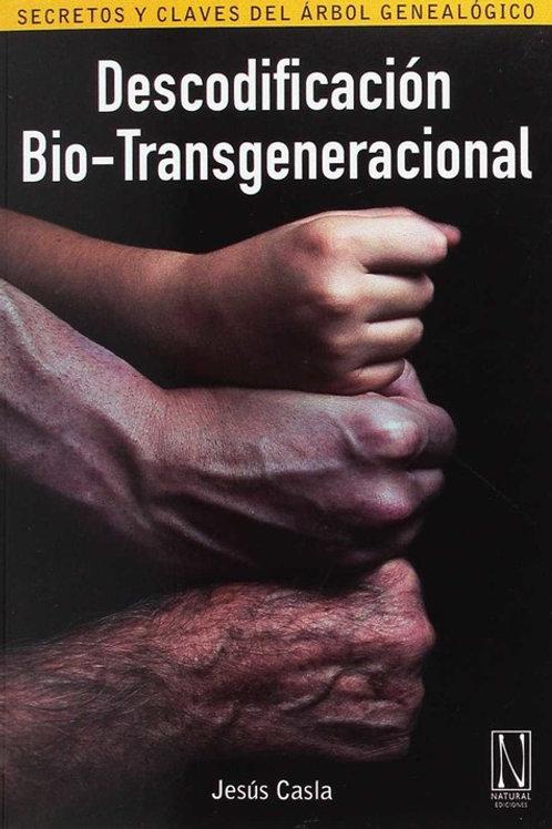 """Jesus Casla, """"Descodificación bio-transgeneracional"""""""