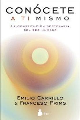 """Emilio Carrillo """"Conócete a ti mismo"""""""