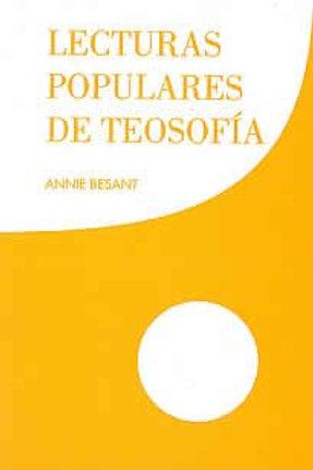 "Annie Besant, ""Lecturas Populares de Teosofía"""