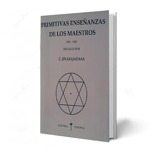 """C. Jinarajadasa,""""Primitivas Enseñanzas de los Maestros"""""""
