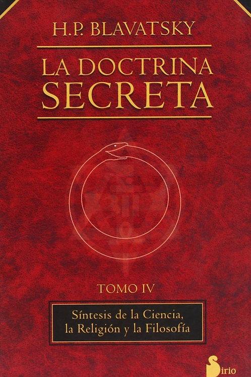 "H. P. Blavatsky ""La Doctrina Secreta (T. IV)"""