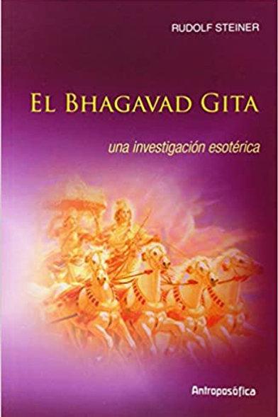 """Rudolf Steiner, """"El Bhagavad Gita: una investigación esotérica"""""""