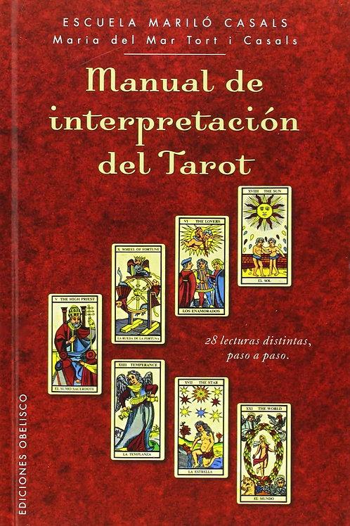 """M. M, Tort, """"Manual De Interpretación Del Tarot"""""""