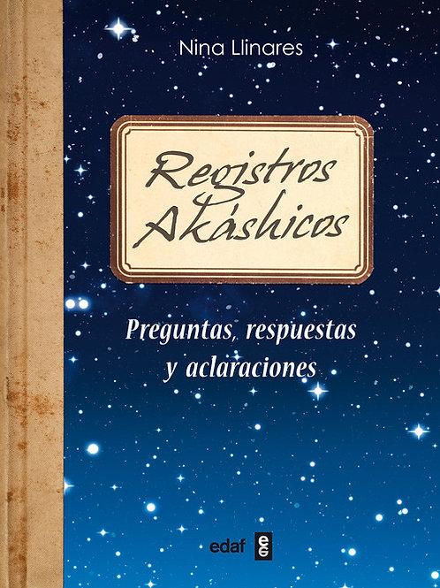"""Nina Llinares, """"Registros Akáshicos"""""""