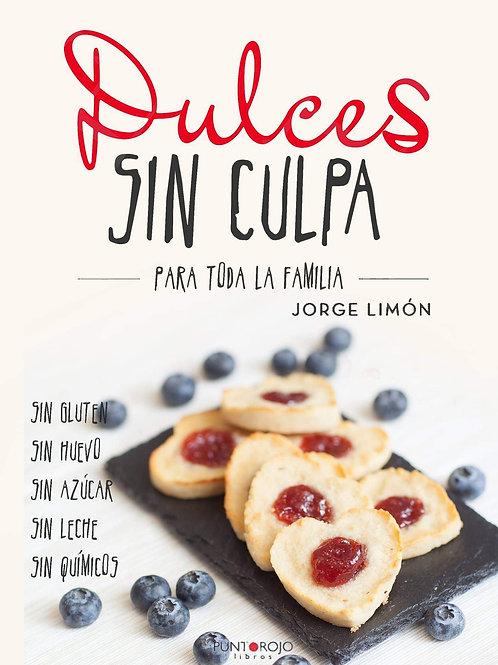 "Jorge Limón, ""Dulces sin culpa"""