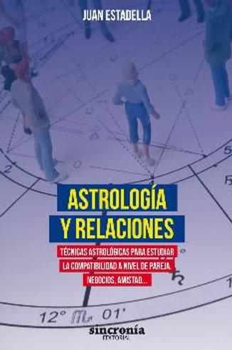 """Estadella Mercader, Juan """"ASTROLOGÍA Y RELACIONES"""""""
