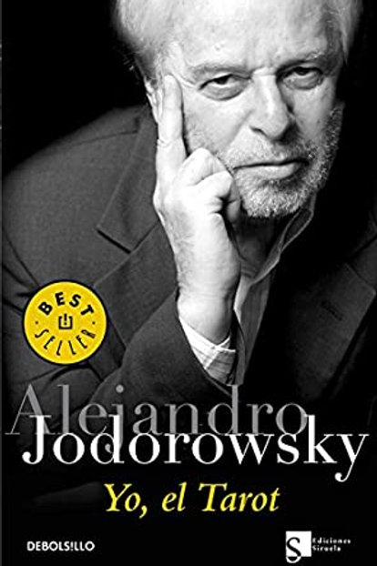 "Alejandro Jodorosky, ""Yo, El Tarot"""