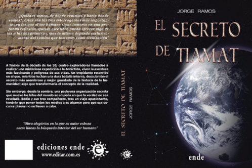 "Jorge Ramos    ""El secreto de Tiamat"""