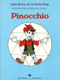"""LIDIA ELVIRA DE LA PEÑA PUIG  """"PINOCCHIO"""""""