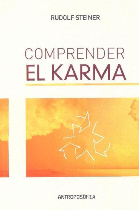 """Rudolf Steiner """"Comprender el Karma"""""""