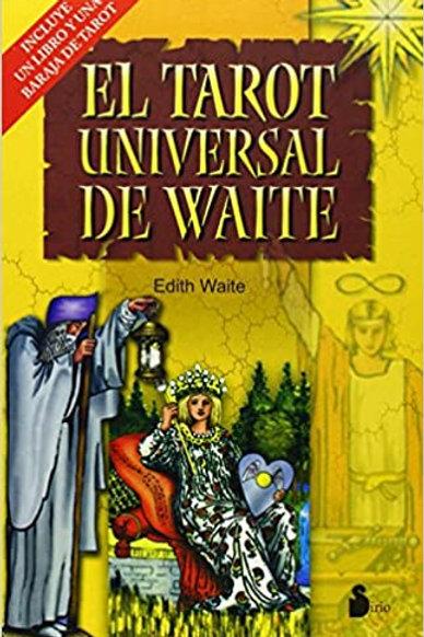 Waite, Arthur Edward. El tarot universal de Waite. (Libro+baraja)