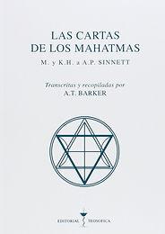 """A.T. Barker """"Las Cartas de los Mahatmas"""""""