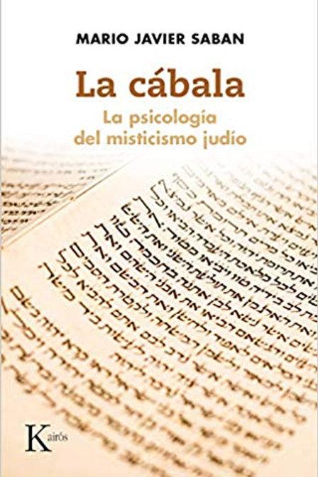 """Mario Sabán """"La cábala, la psicología del misticismo judío"""""""