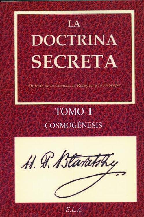"""H. P. Blavatsky """"La Doctrina Secreta (T. I)"""""""
