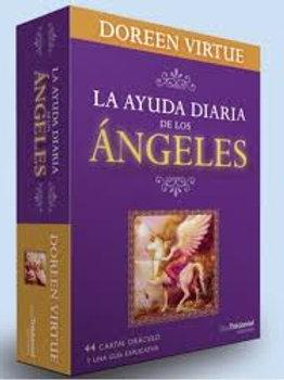 """Doreen Virtue, """"La Ayuda Diaria de los Ángeles"""""""
