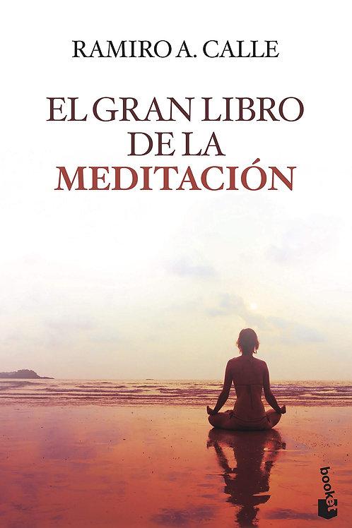 """Ramiro Calle, """"El Gran Libro de la Meditación"""""""