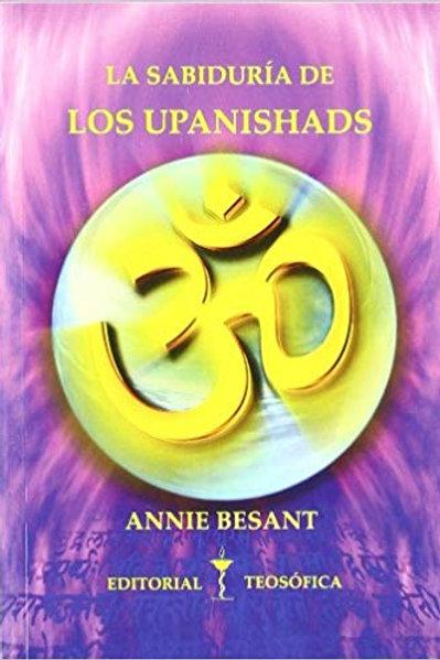 """Annie Besant, """"La sabiduría de los Upanishads"""""""