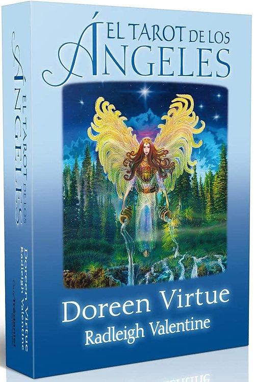 """Doreen Virtue, """"El Tarot de los Ángeles"""""""