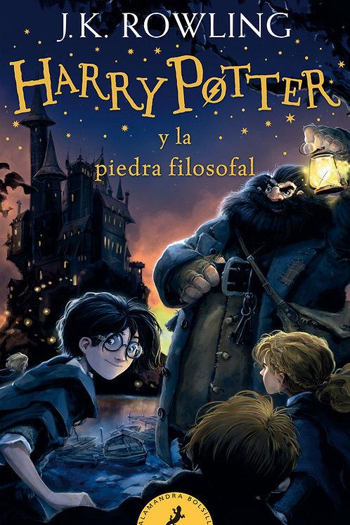 """Rowling, J. K., """"Harry Potter y la piedra filosofal (Harry Potter 1)"""""""