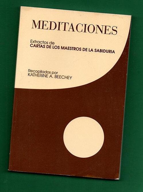 """A. Beechey, """"Meditaciones"""""""
