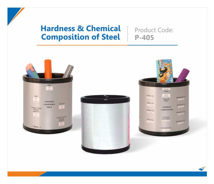 Hardness & Chemical Composition of Steel