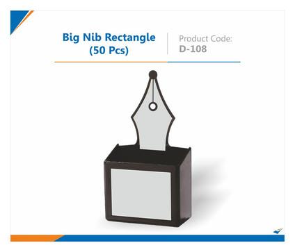Big Nib Rectangle