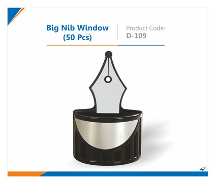 Big Nib Window