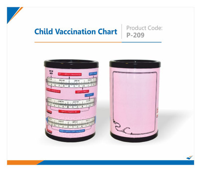 Child Vaccination Pen Stand