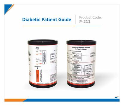 Diabetic Patient Guide Pen Stand