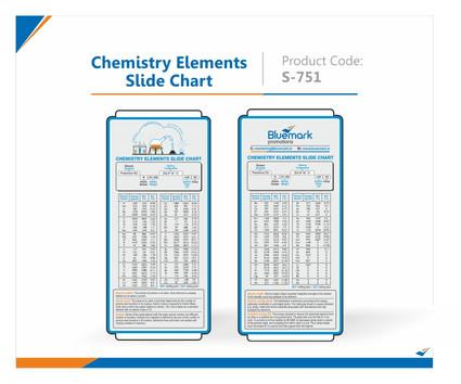Chemistry Elements Slide Chart
