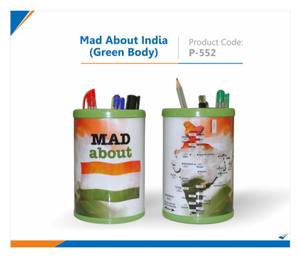 Mad about India Pen Stand