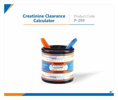 Creatinine Clearance Calculator Pen Stand