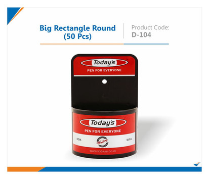 Big Rectangle Round