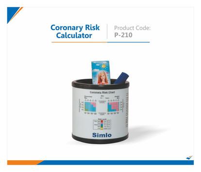 Coronary Risk Pen Stand