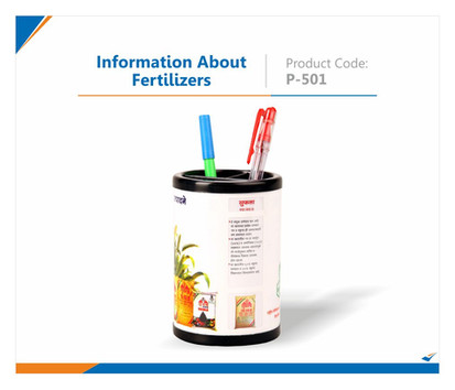 Information about fertilizer Pen Stand